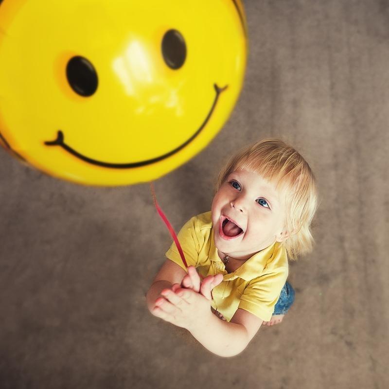 Положительные эмоции картинки дети