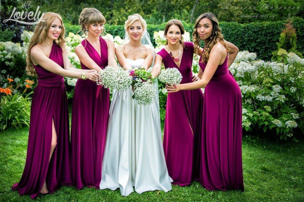 платье для подруг невесты фото этот разговорник натолкнет