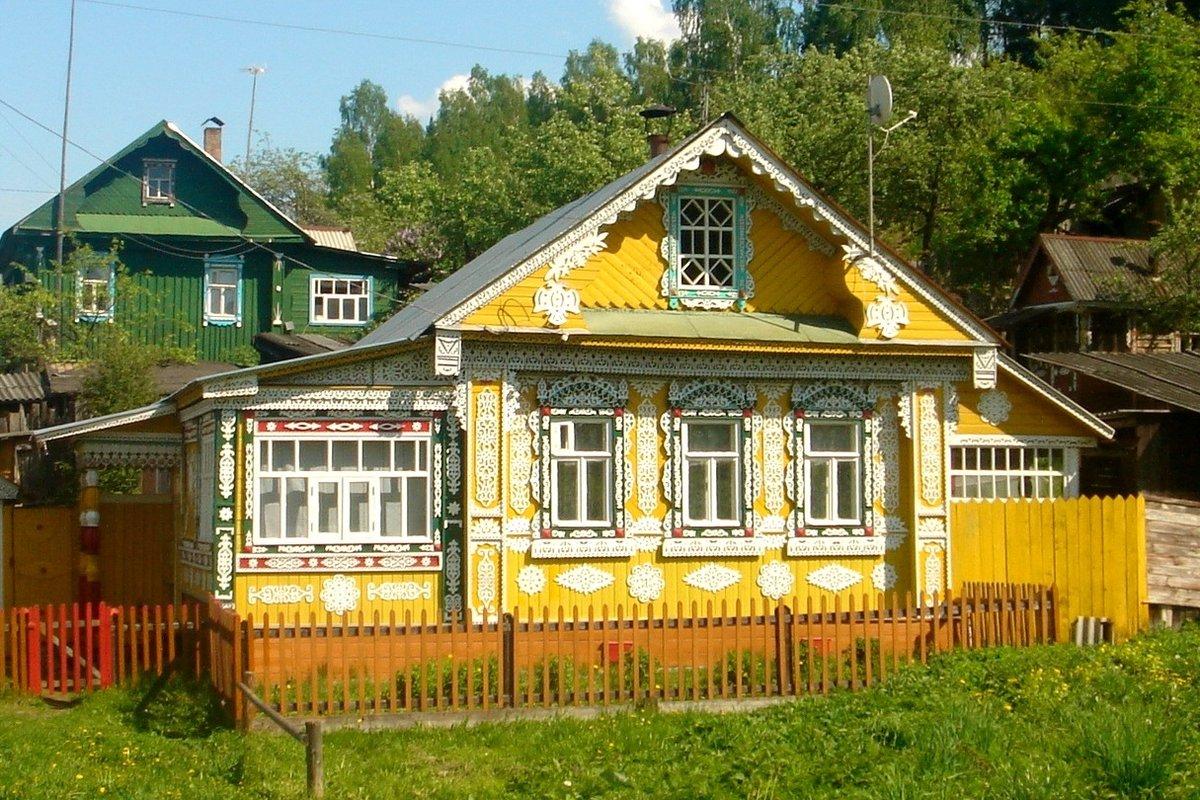 увлекается как покрасить деревенский дом картинки если хотите попробовать