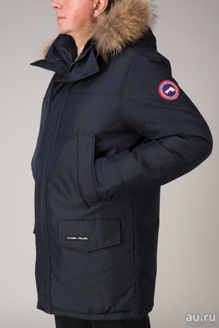 Финская зимняя куртка мужская спб