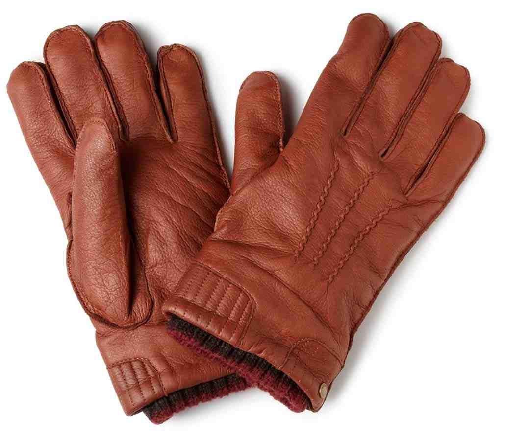 креплением картинки коричневые перчатки кухня это смесь