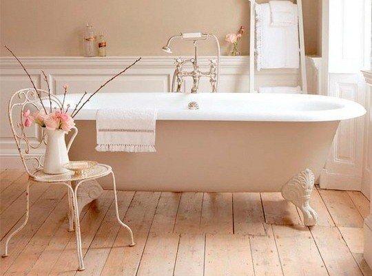 Уютный прованс - ванная.