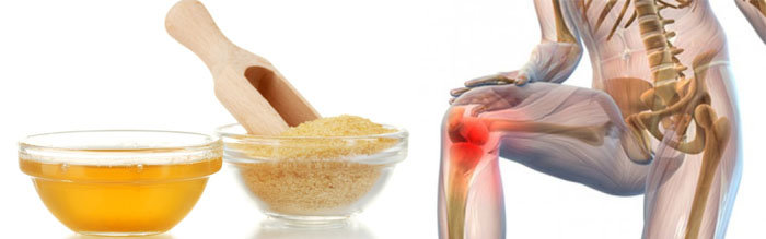 желатин и суставы лечение испорченной кредитной