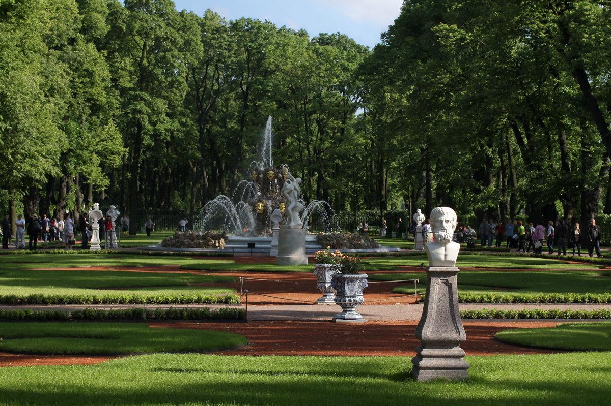 Картинки летний сад санкт петербург, фотки картинки