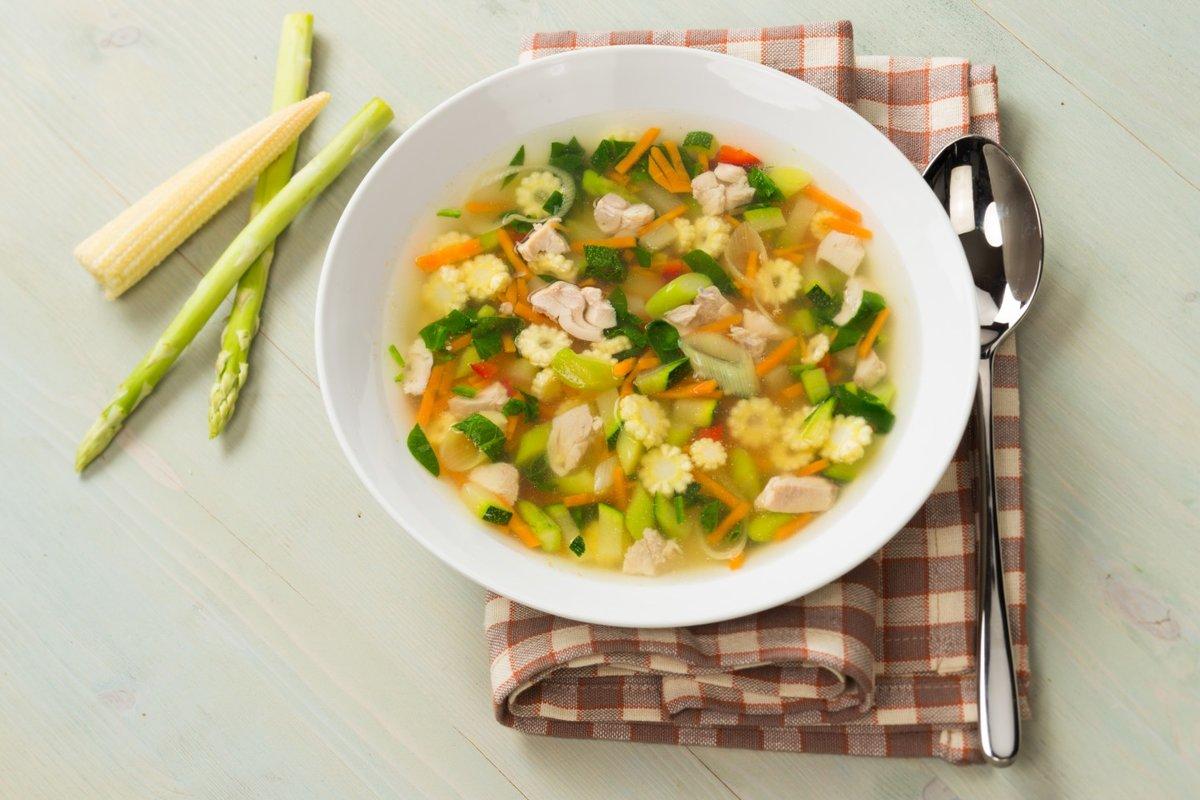 рецепты вкусных и питательных супов