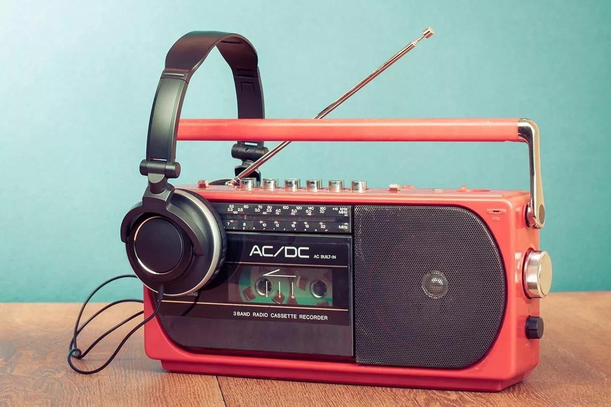 Радио музыка картинки