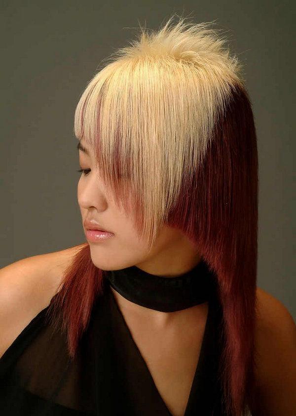 вышли креативные стрижки средних волос в картинках храм