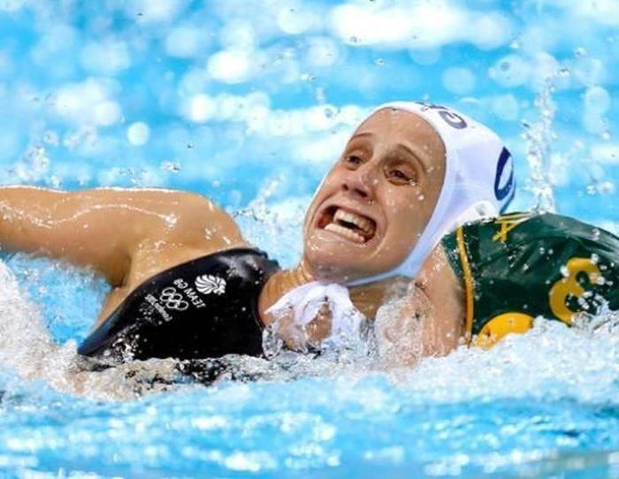Нов, смешные фотографии про спортсменов