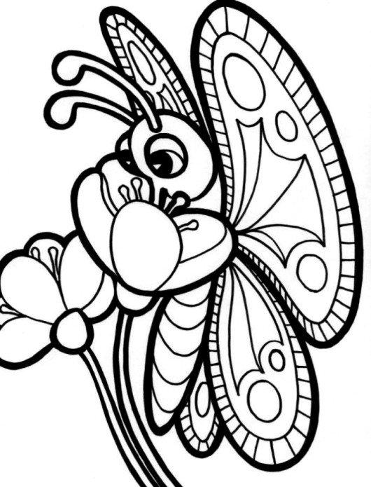 Распечатать картинки цветы и бабочки, хочу тебе
