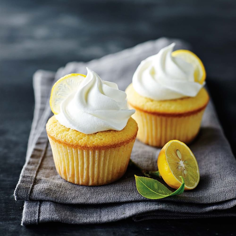 шпили лимонные кексы картинка живет