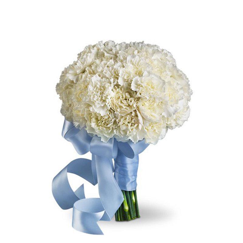 Купить букет из гвоздик недорого, база цветов киевская