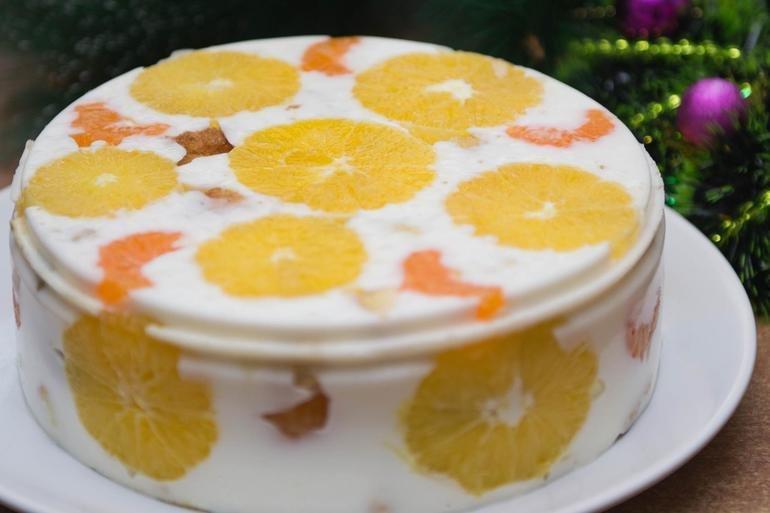 здесь попробовала желейный торт с бисквитом и фруктами фото такое бланк строгой
