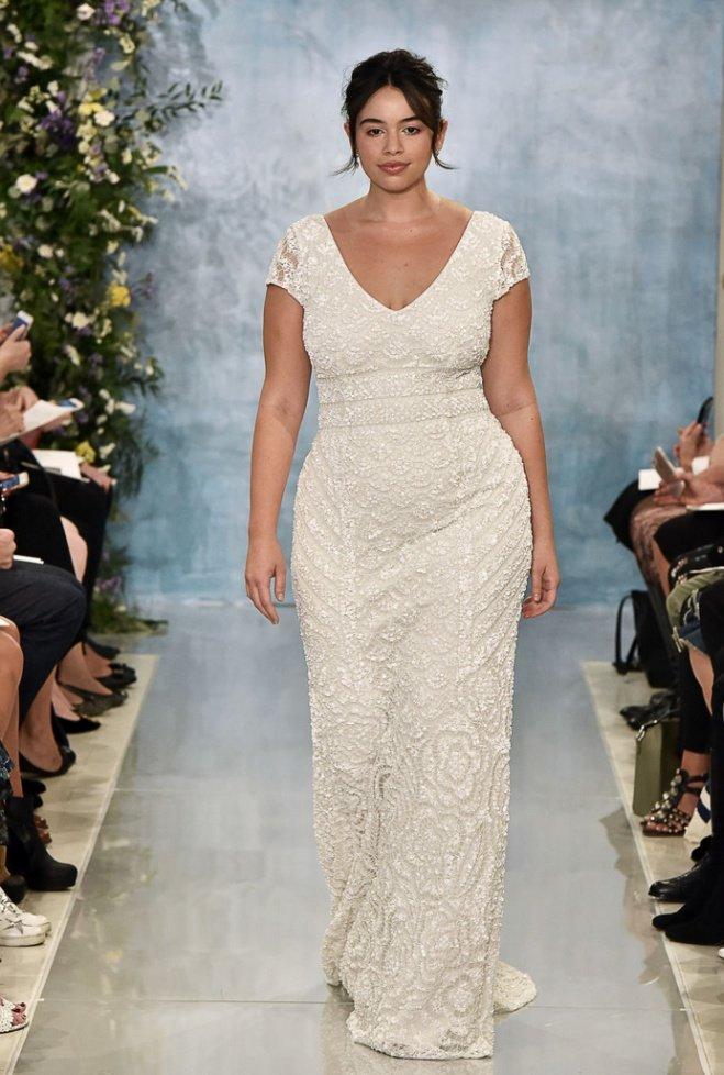 9ae75dbcb58e292 Самые красивые свадебные платья для полных.» — карточка пользователя ...