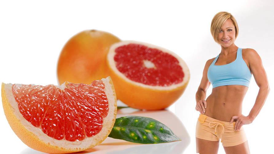 Можно ли на ночь грейпфрут при похудении
