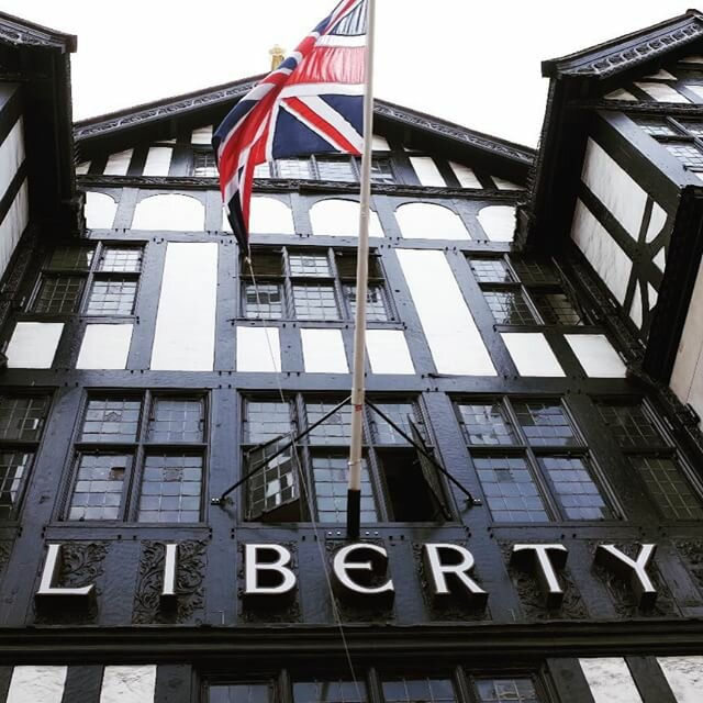 ТЦ «Liberty» - часть фасада