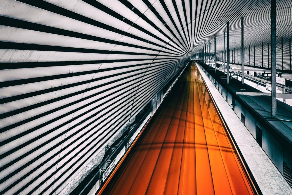 Линии в композиции фотографии