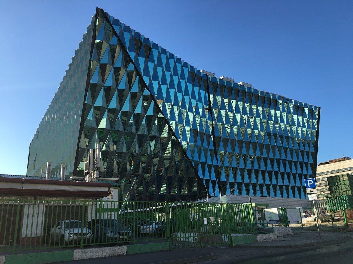 новый офис нтв в москве фото