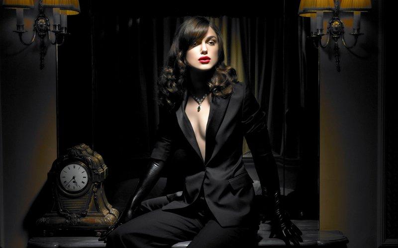 Женщины вамп сексуальные и самодостаточные