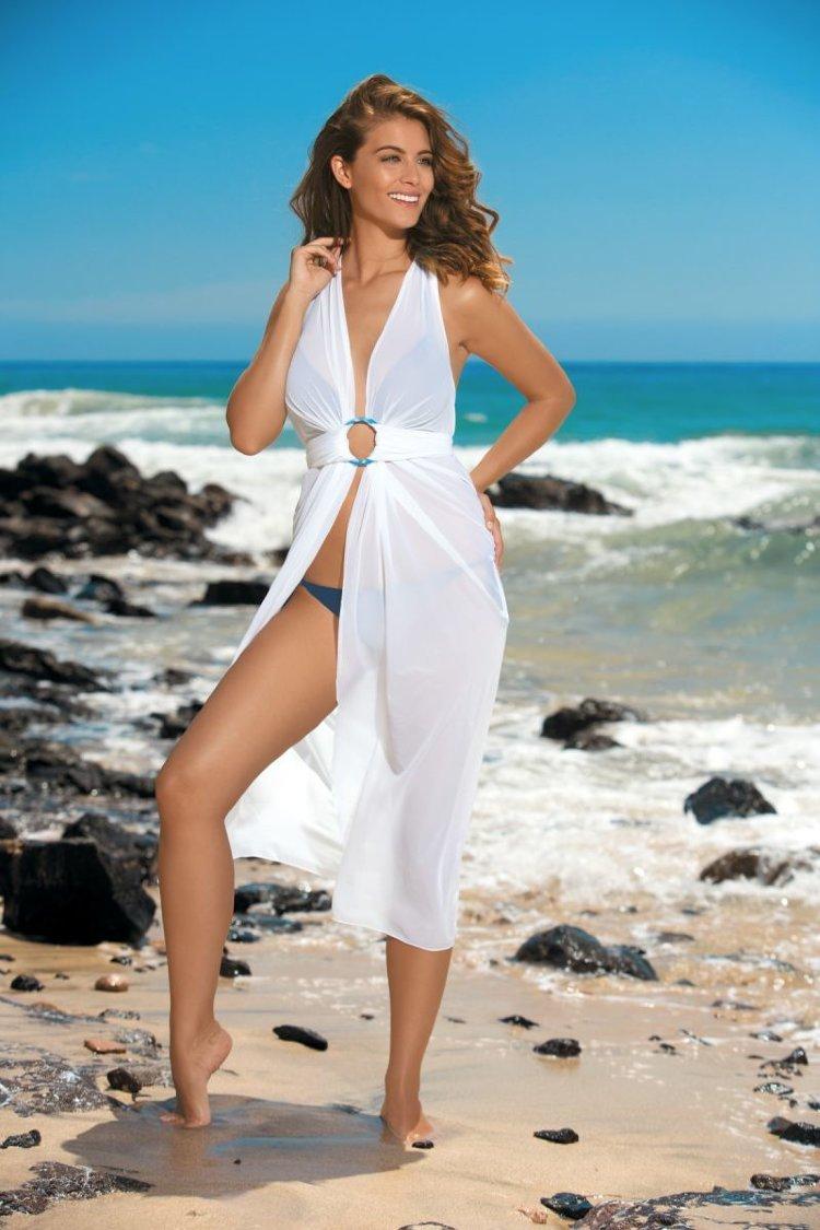 Пляжи заозерного крым фото девушки
