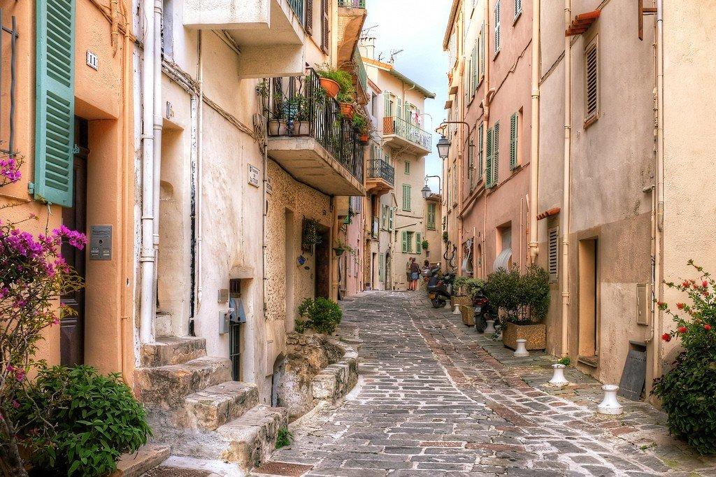 Город прованс франция фото