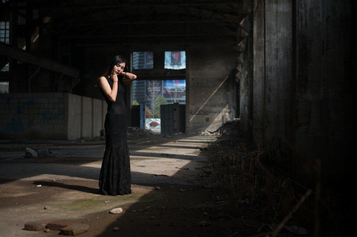 Фотосессия на заброшенном здании советы фотографу