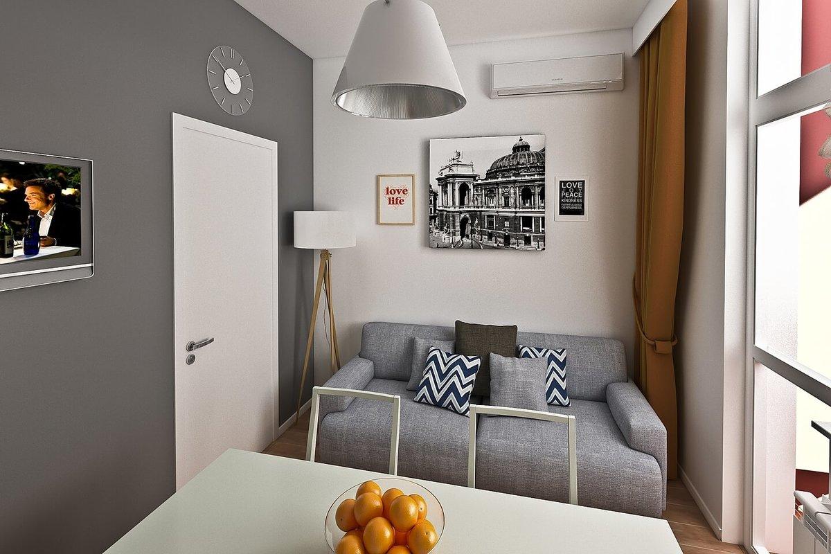 Ремонт малогабаритных квартир картинки