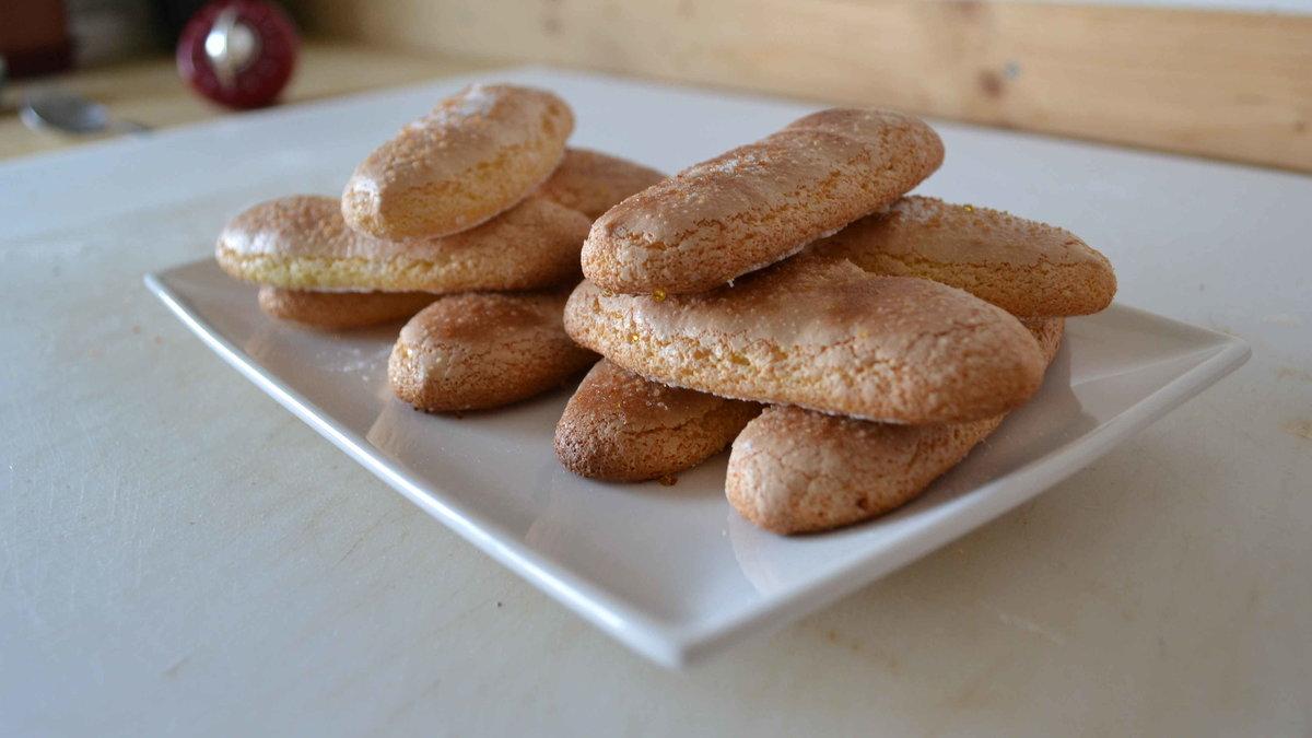 такой бисквитное печенье рецепт с фото пошагово делать
