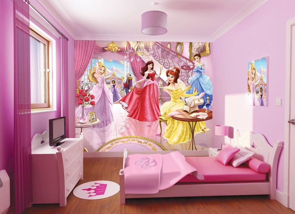 Пух, картинки комнаты для детей девочек