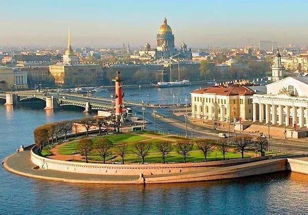поездка в санкт-петербург на 5 трудового права