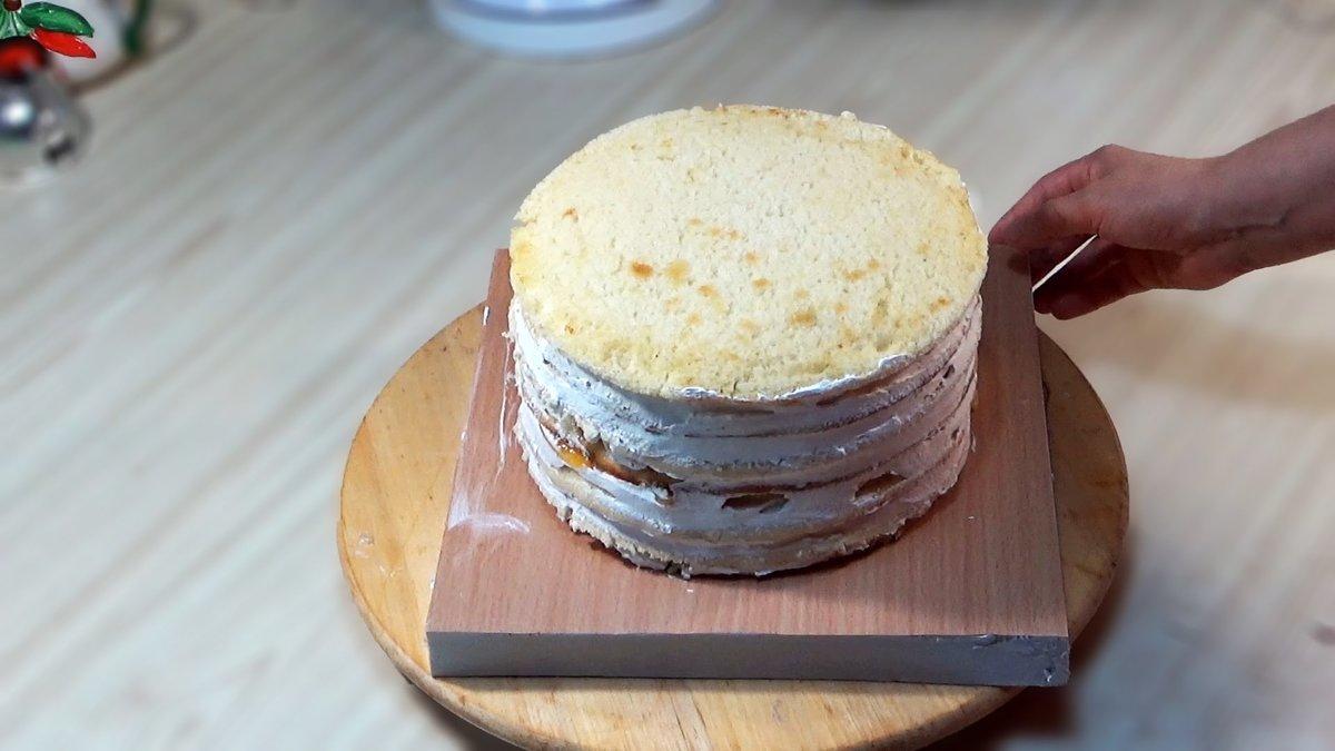 Приготовление десерта milchmadchen