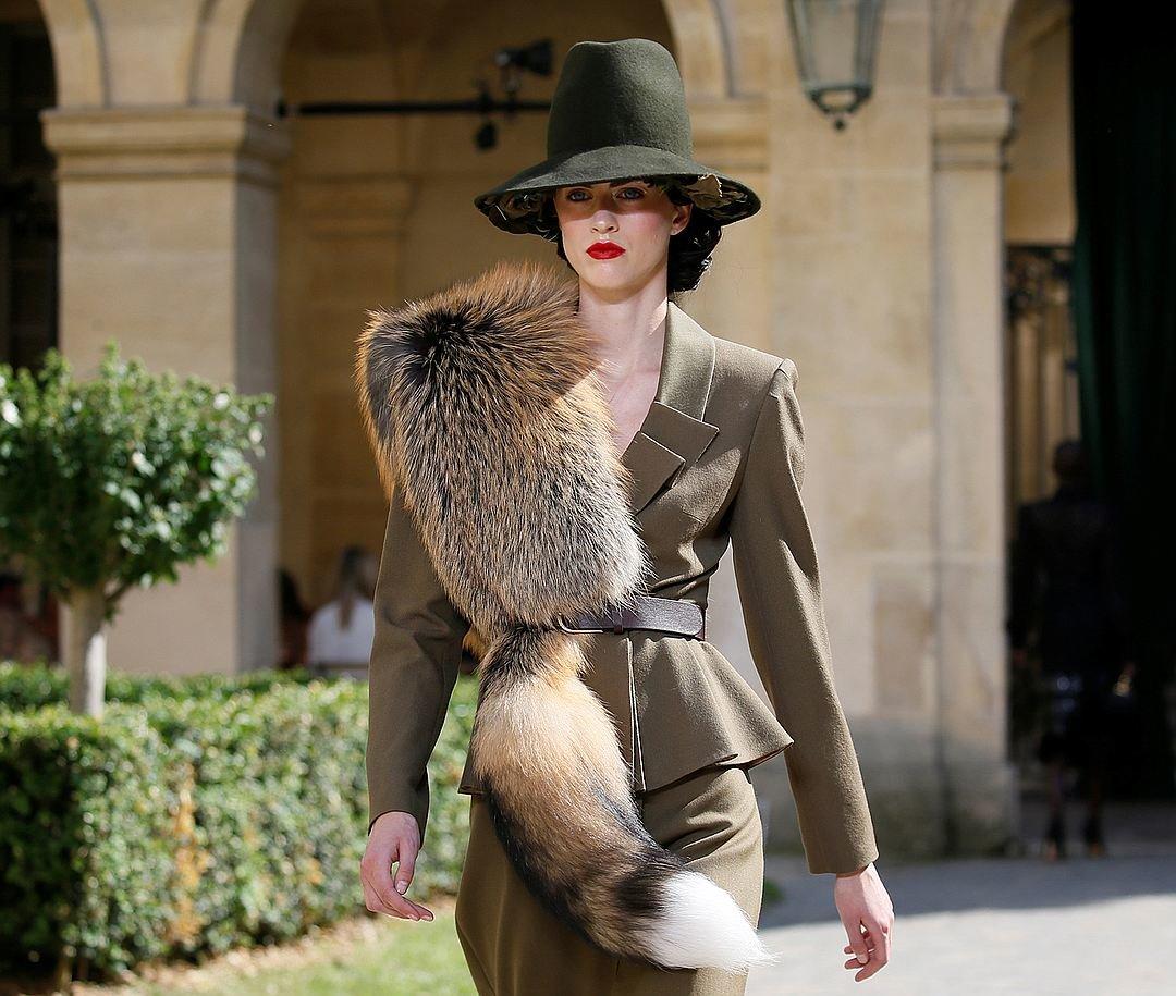 целиком французская мода показ картинки источники многих