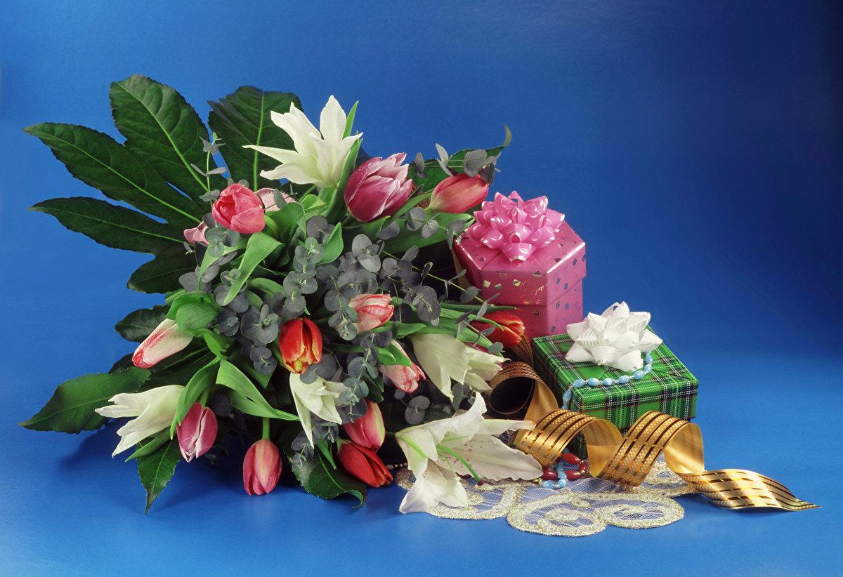 Открытки для мужчин цветы