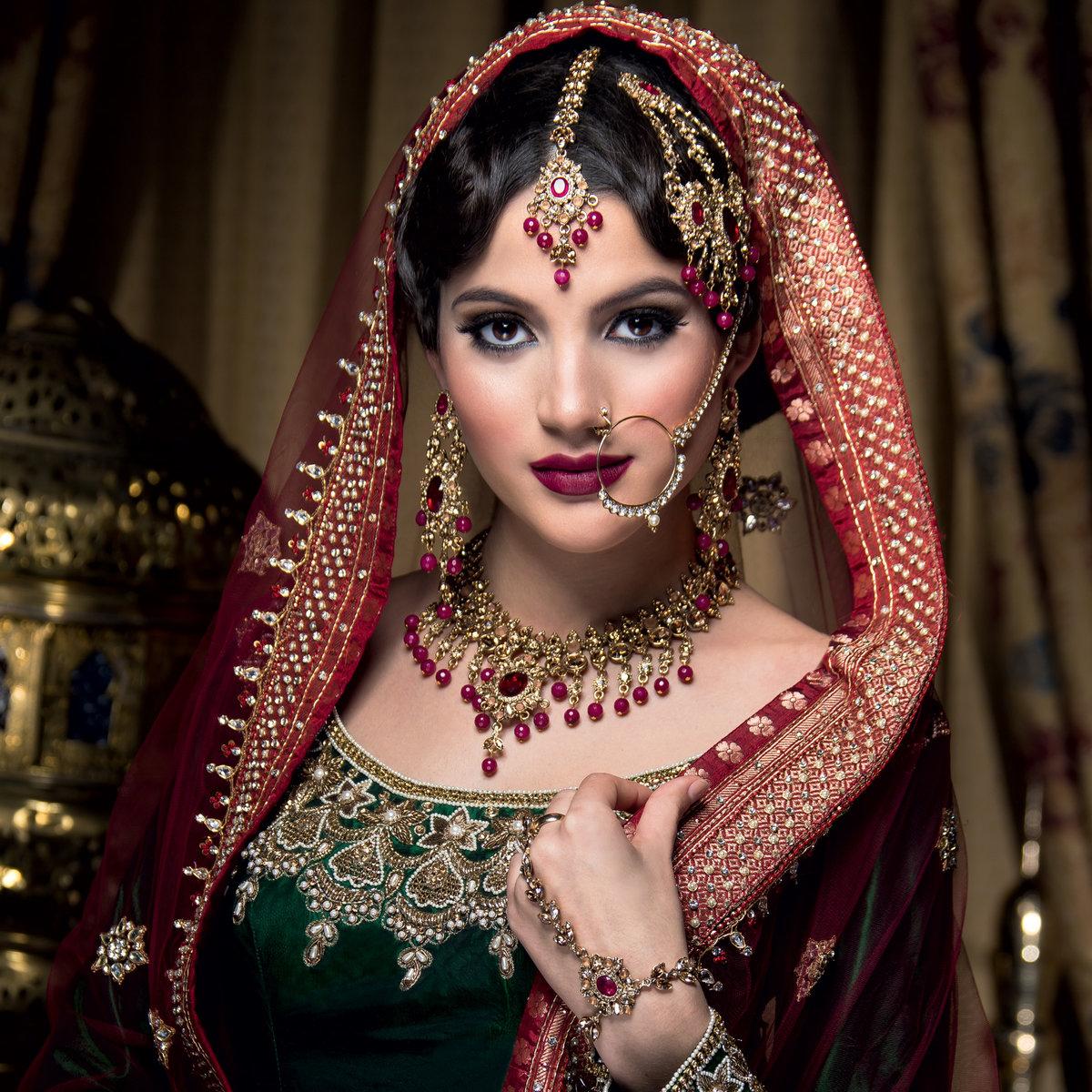 так как образ индианки для фотосессии сможете быстро