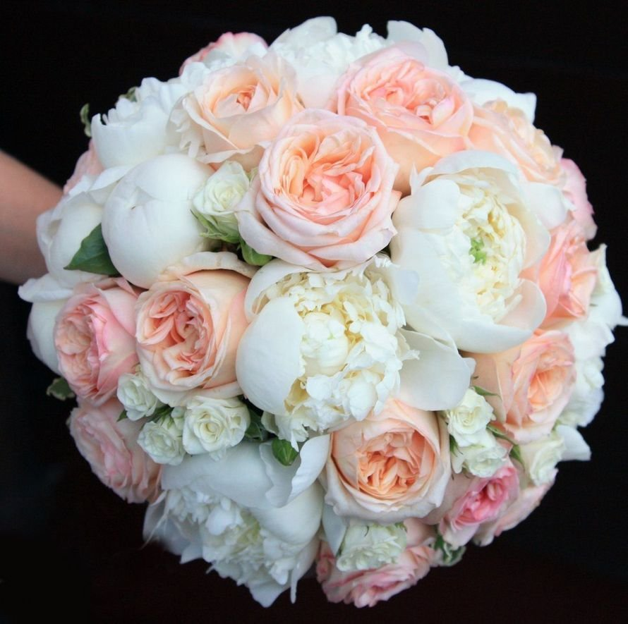 Магазинов цветок, цветы свадебные букеты пионы и розы
