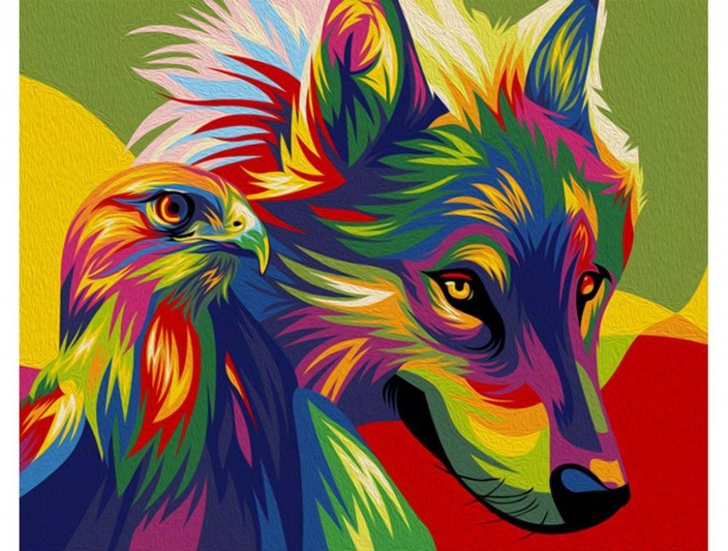 Для, крутые рисунки про животных