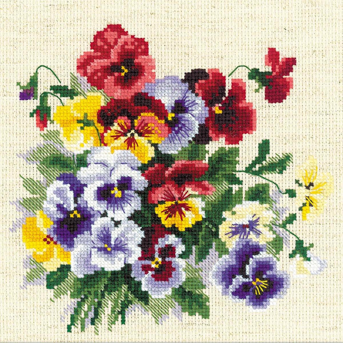 Картинки вышиванием крестом