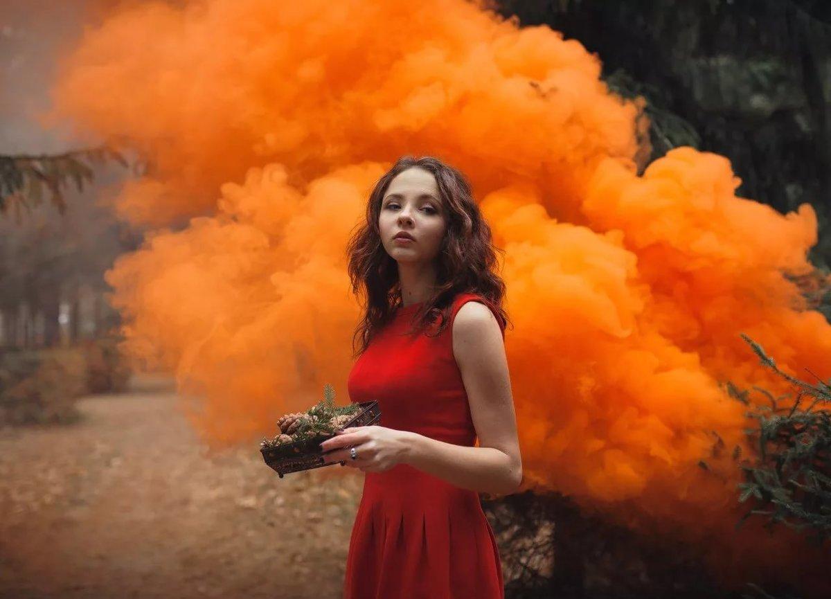 это как сделать фото похожим на дым живут болотистой