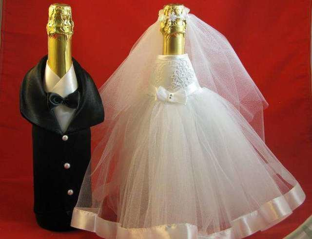 для своими руками шампанского юбка