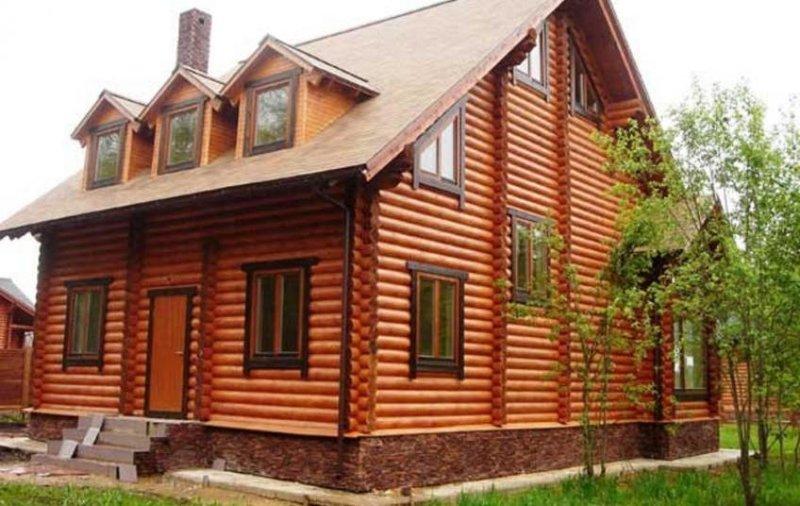 Отделка дома древесиной подарит Вам ощущение тепла и уюта, создаст неповторимое ощущение того, что называют «домашним очагом».