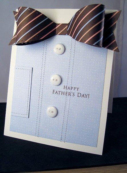 Красивая открытка для мужа своими руками
