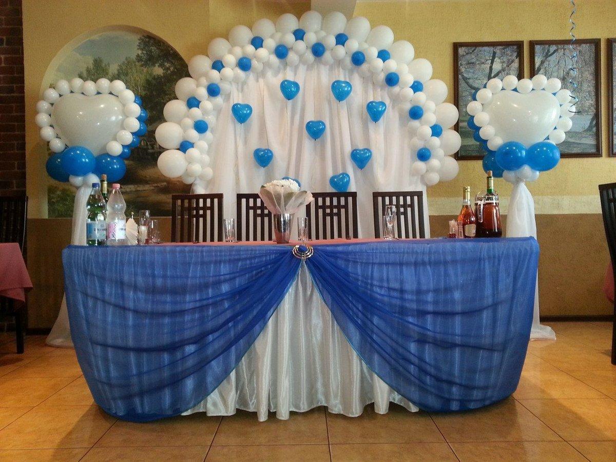 домашних украшение зала на свадьбу фото шарами них нет муки