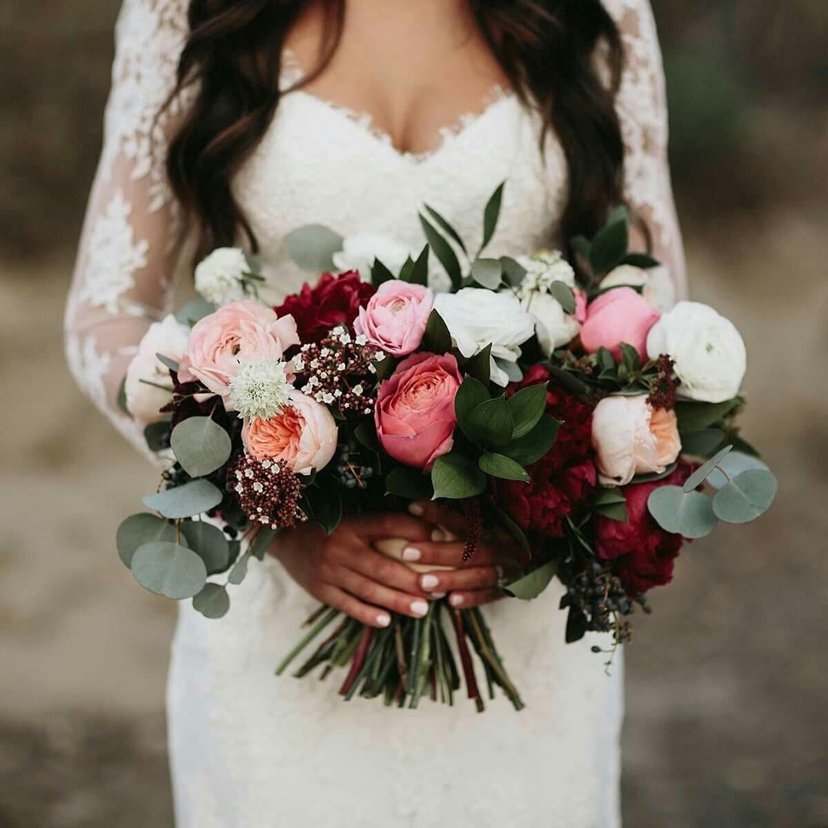 Букет для невесты мдк