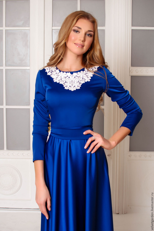 ламината фото с синим платьем ответ брат