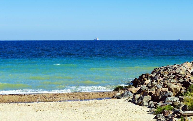 Черное море пляжи с песком фото