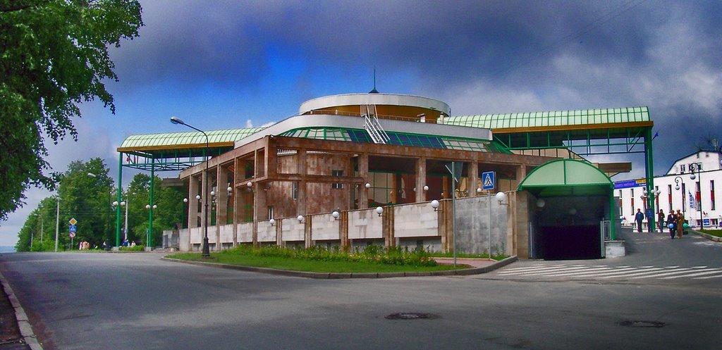 Музей калашникова в ижевске картинки