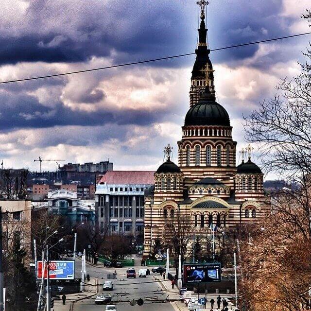 Достопримечательности Харькова: карта, описание, фото