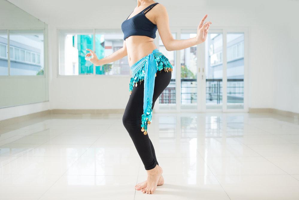 Танцы Похудения Живота. Танец живота для похудения