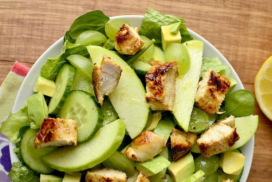 сестру салаты из авокадо рецепты с фото простые пэн загадочный