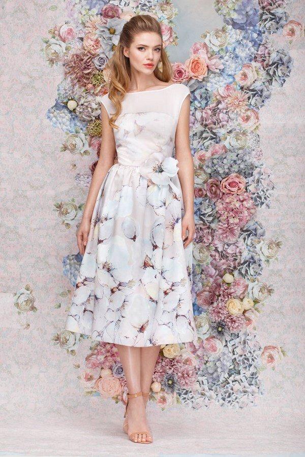 Гая Trussardi, коллекция одежды и обуви весна-лето 2014 изоражения