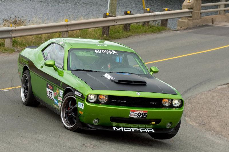 Перед Вами Mopar Dodge Challenger Targa
